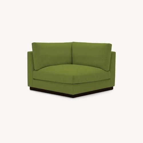 Used Joybird Holt Corner Chair for sale on AptDeco