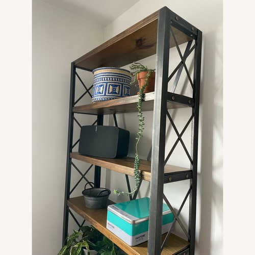 Used Beautiful Hand-Made Bookcase for sale on AptDeco