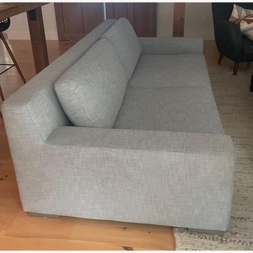 Used Restoration Hardware Modena Track Arm Sofa for sale on AptDeco