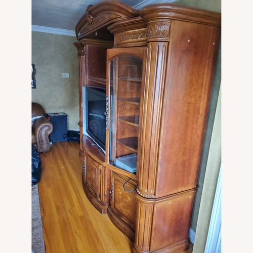 Used Living Room Wall Unit for sale on AptDeco