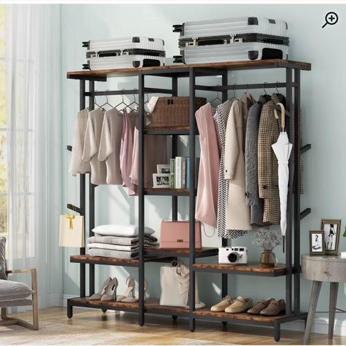 Used Wayfair Wardrobe for sale on AptDeco