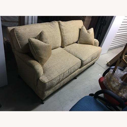 """Used Lee Industries Custom """"Apartment-sized"""" Sofa for sale on AptDeco"""