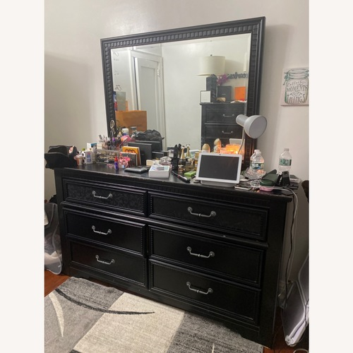 Used Cavallino Black Dresser for sale on AptDeco