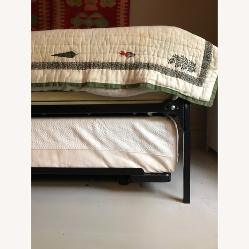 Used Trundle Bed from Sleepy's for sale on AptDeco