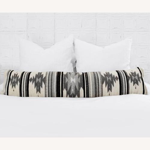 Used The Citizenry Ceniza Lumbar Pillow for sale on AptDeco