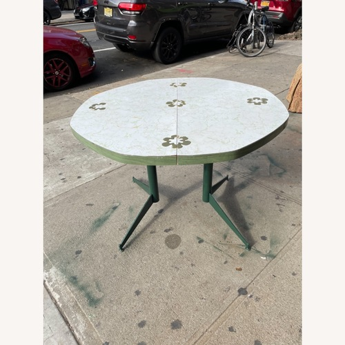 Used Mid Century 1950s Extendable Kitchen Table for sale on AptDeco