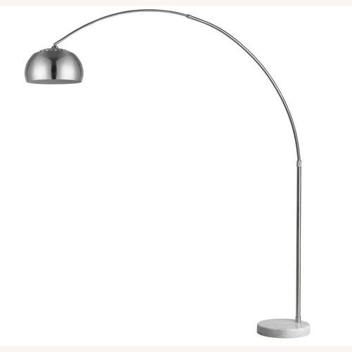 Used Arc Floor Lamp for sale on AptDeco