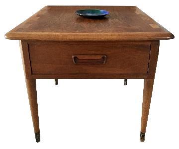 Lane Acclaim Mid Century Nightstand/Side Table