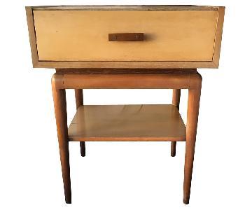 Vintage Mid-Century Nightstands