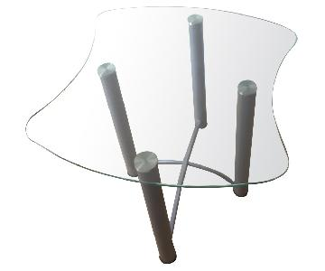 Jensen-Lewis Montreal Coffee Table + Montreal End Table