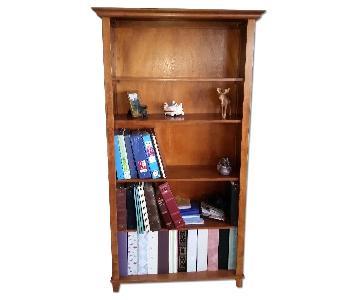 World Market 5 Shelf Bookcase