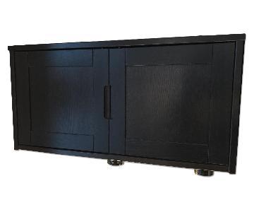 Ikea Horizontal Wall Cabinets w/ Doors