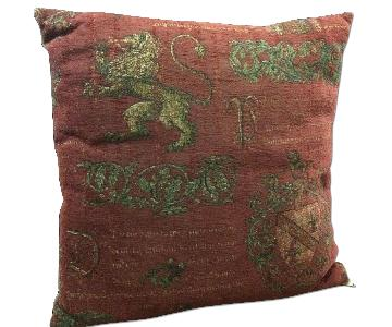 Bruges Tapestry Pillow