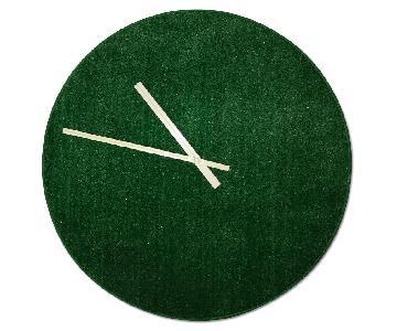 CB2 Turf Clock
