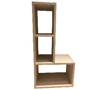 Lazzoni Small Wooden Wall Unit