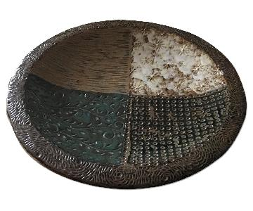 Pier 1 Ceramic Platter