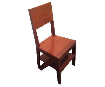 Morelato Library Chair