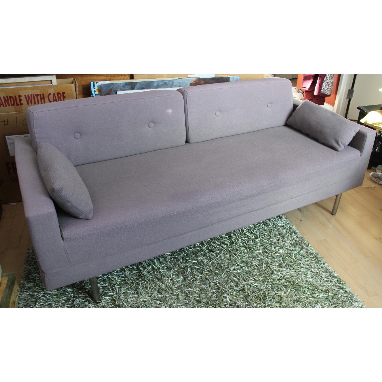 Blu dot one night stand sleeper sofa aptdeco for Blu dot sleeper sofa