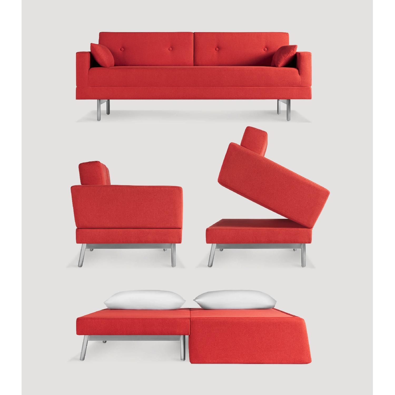 Blu Dot One Night Stand Sleeper Sofa Aptdeco