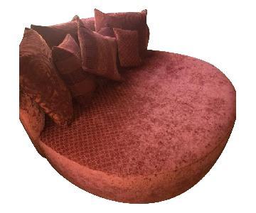BoConcept Round Sofa
