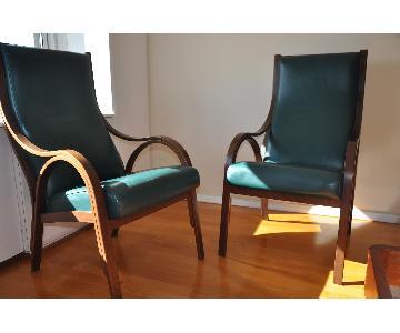 Poltrona Frau Cavour Armchairs