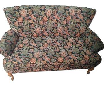 Antique Loveseat Chair