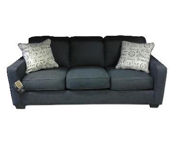 Ashley's Dark Grey Sofa