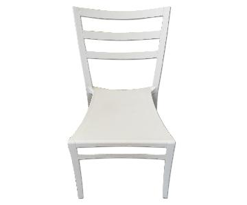 Room & Board Sabrina Chair in White