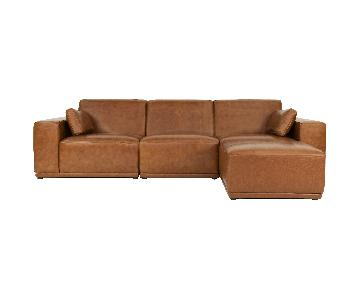 Madison Sofa & Ottoman