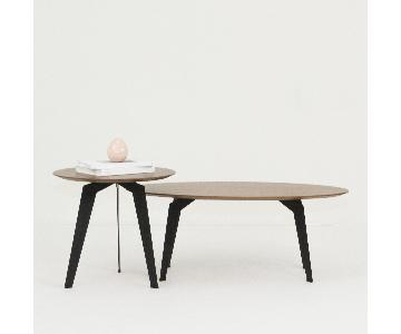 Madison Coffee Table + Side Table