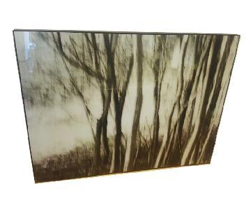 BoConcept Forest Glade Glass Art