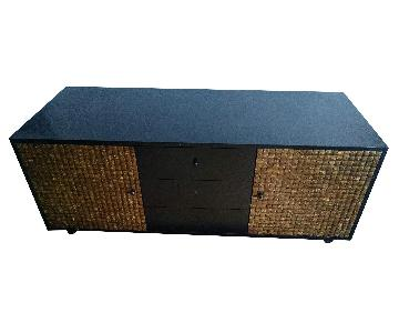 Indo Puri Bali Coco Shell Low Sideboard