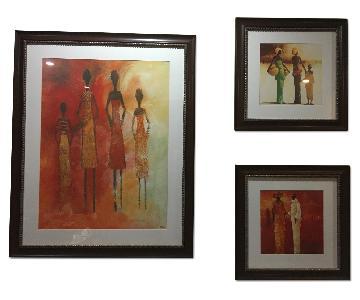 Framed Prints by Jean-Pierre Gack