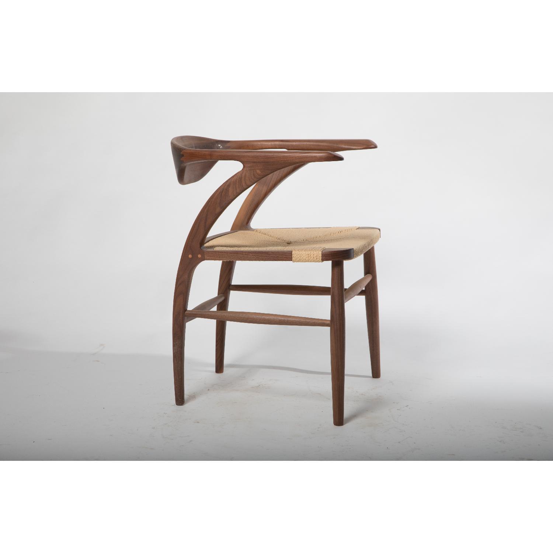 Organic Modernism Shanghai Armchair-1