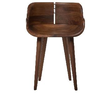 Organic Modernism Kurf-A Bar Stool
