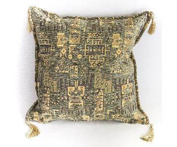 Handmade Oriental Pillow Case