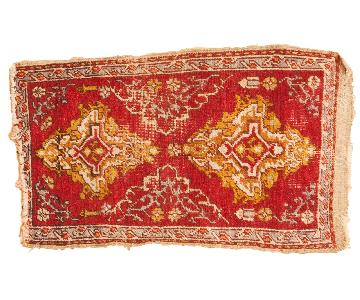Small Turkish Scatter Rug