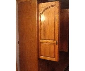 Broyhill Furniture TV Armoire