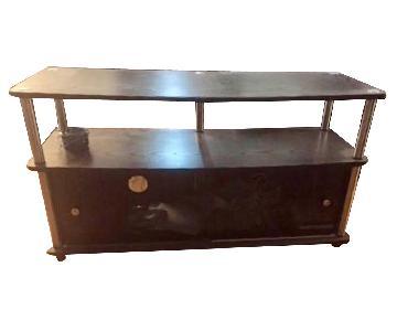 TV Stand w/ Storage