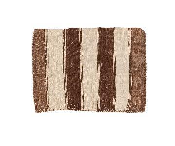 Vintage Kilim Square Rug Mat