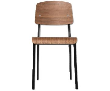 Organic Modernism Dining Chair