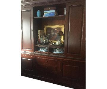 French Grange Louis Philippe Wall Unit