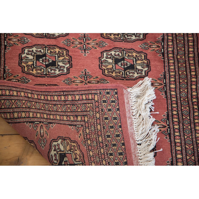 ... 2x3 Vintage Bokhara Rug Mat 3 ...
