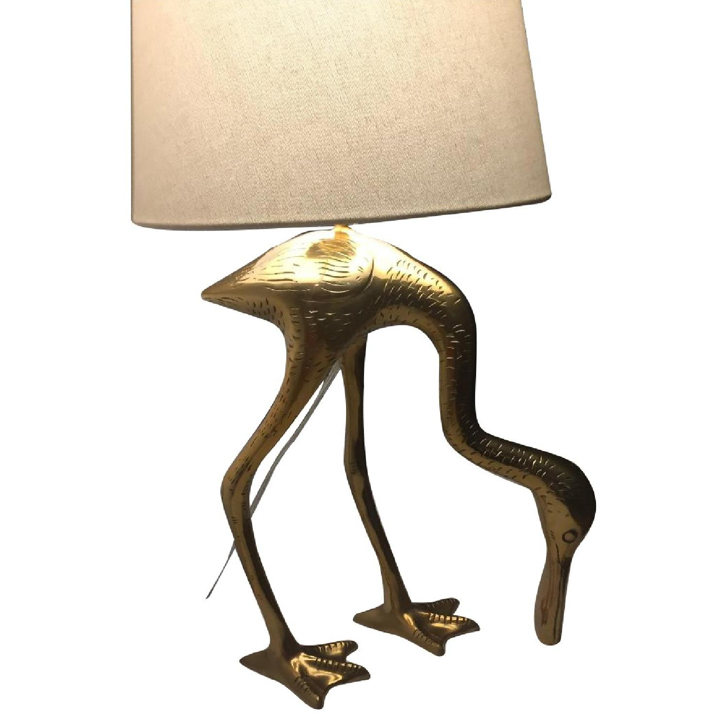 West Elm Spoonbill Table Lamp