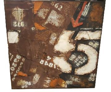 BoConcept Iron Art - The 5