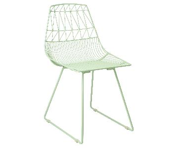 Bend Goods Lucy Chair in Mint Color
