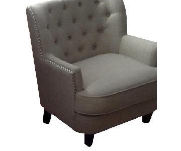 Tuffed Sofa Chair