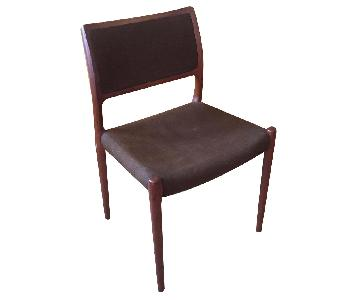 Moller No 80 Side Chair