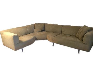 Cassina 250 Met Sectional Sofa