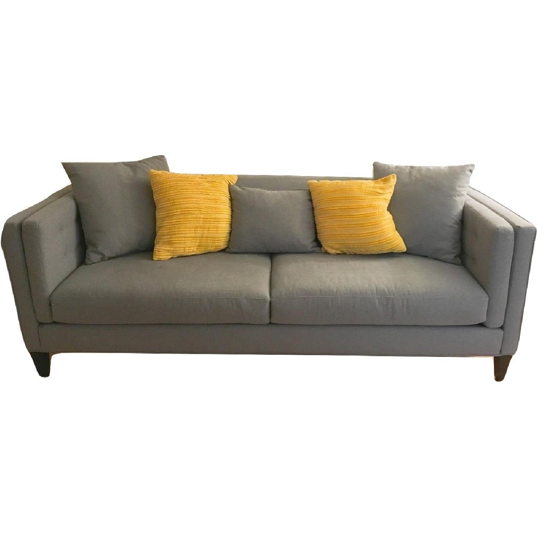 Macy's Braylei Track Arm Sofa-1